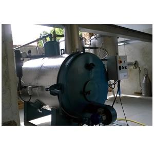 Chaudière vapeur BOIS