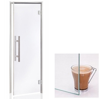 Porte STEAM Plus NORDIQUE TRANSPARENTE